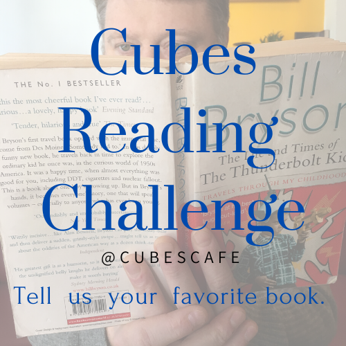 Reading Challenge @cubescafe ・英会話
